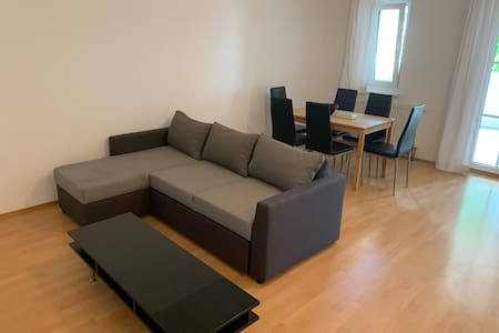 Modern Flat incl. Breakfast&Parking, near Metro U1