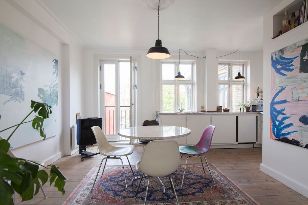 Appartment In Central Copenhagen Apartments For Rent In