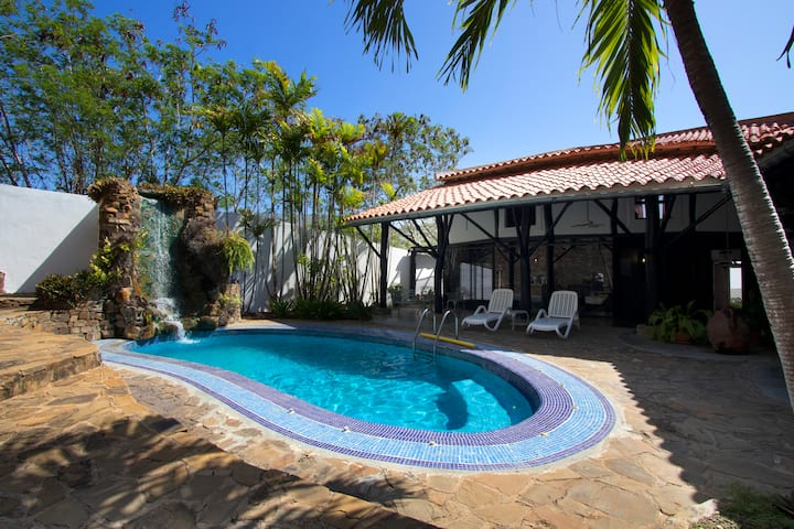 Attractive villa at Isla Margarita
