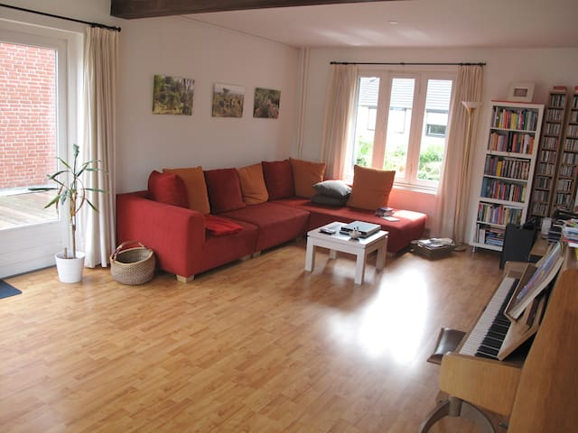 Great apartment with much daylight! - Maastricht - Hus