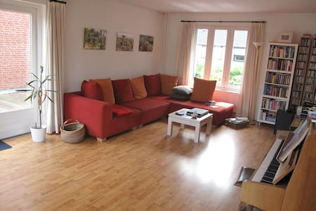 Great apartment with much daylight! - Maastricht - Talo