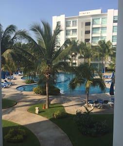 HERMOSO DEPA EN MAYAN LAKES - Acapulco - Apartemen
