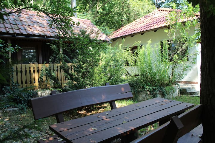 cosy cottage in franconia - Nennslingen - 獨棟