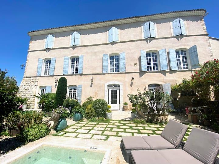 Castle in Provence, Verdon Gorges&Lavender fields