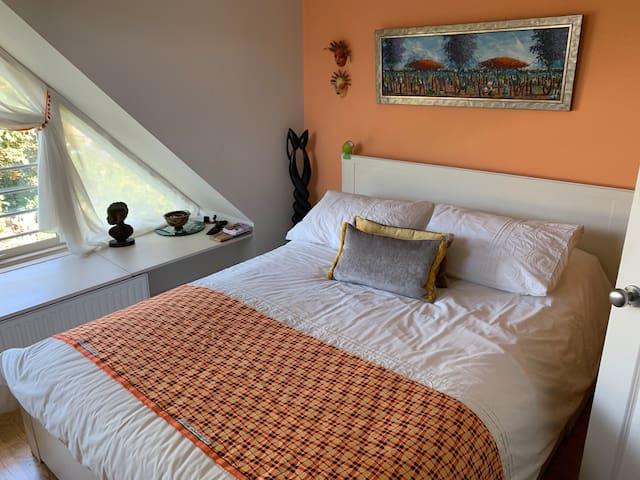 Riverside Double Room