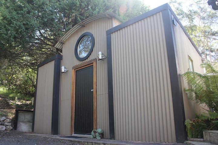 Bush outlook studio cabin