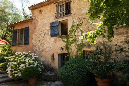 charming bedrooms - French Riviera - Grasse