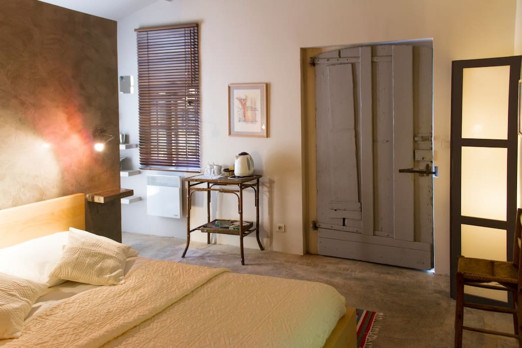 charming bedrooms - French Riviera