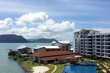 2 BEDROOM SUITE SEA-VIEW - Langkawi