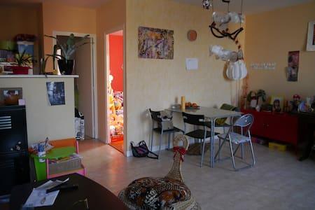 appartement proche centre ville - Chaumont - Apartment
