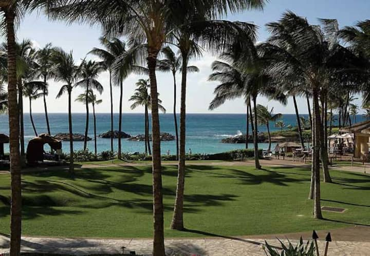 A MARRIOTT'S KO OLINA! BEACH CLUB STUDIO OR LARGER