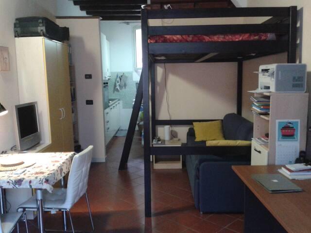 Grazioso monolocale in centro storico - Ferrara - Appartamento