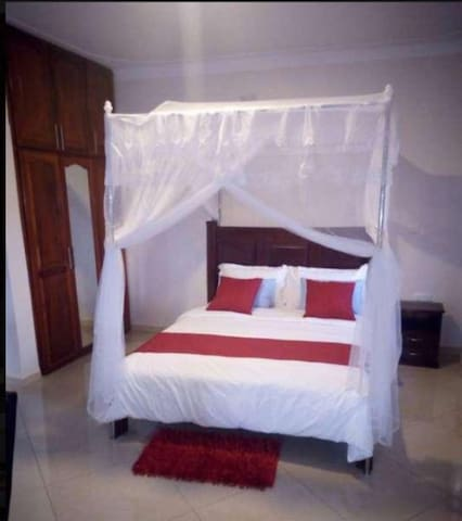 Real Comfortable Apartment for your stay in Uganda