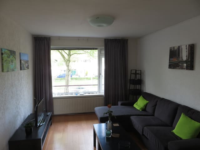 Spacious room in shared appartment - Utrecht - Wohnung