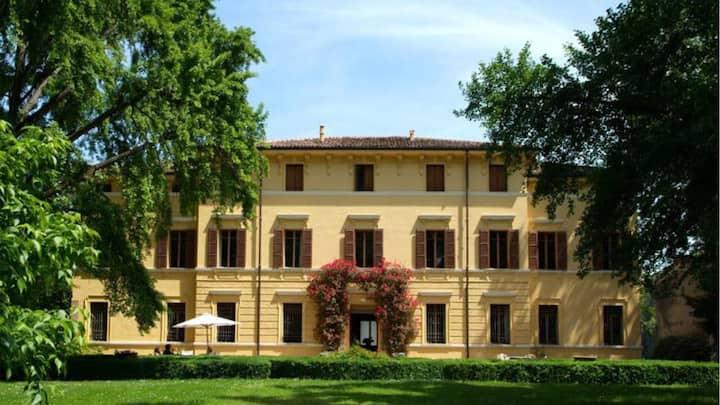 Villa Castellani di Sermeti