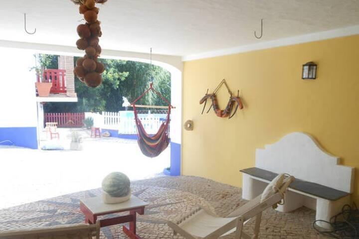 Horta do Laranjal - a Abóbora - Rio de Moinhos - Bed & Breakfast