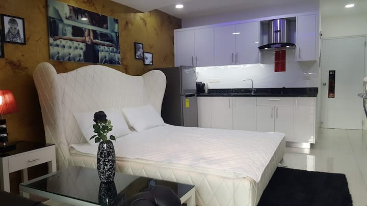Brand New Studio Unit Kandi Tower 3 Angeles City