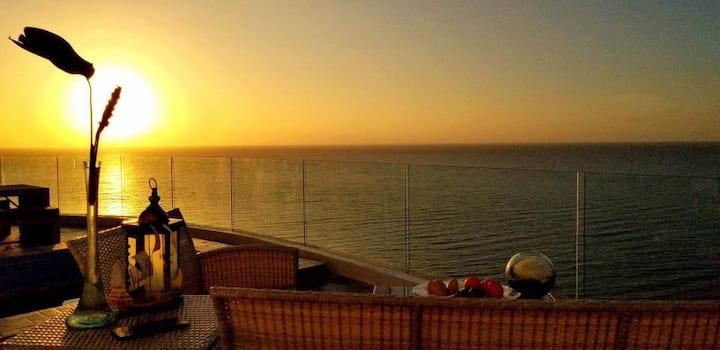 Sun Rise Villa at Casa Amara