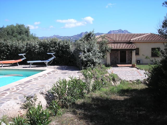 Beautiful Villa near Costa Smeralda