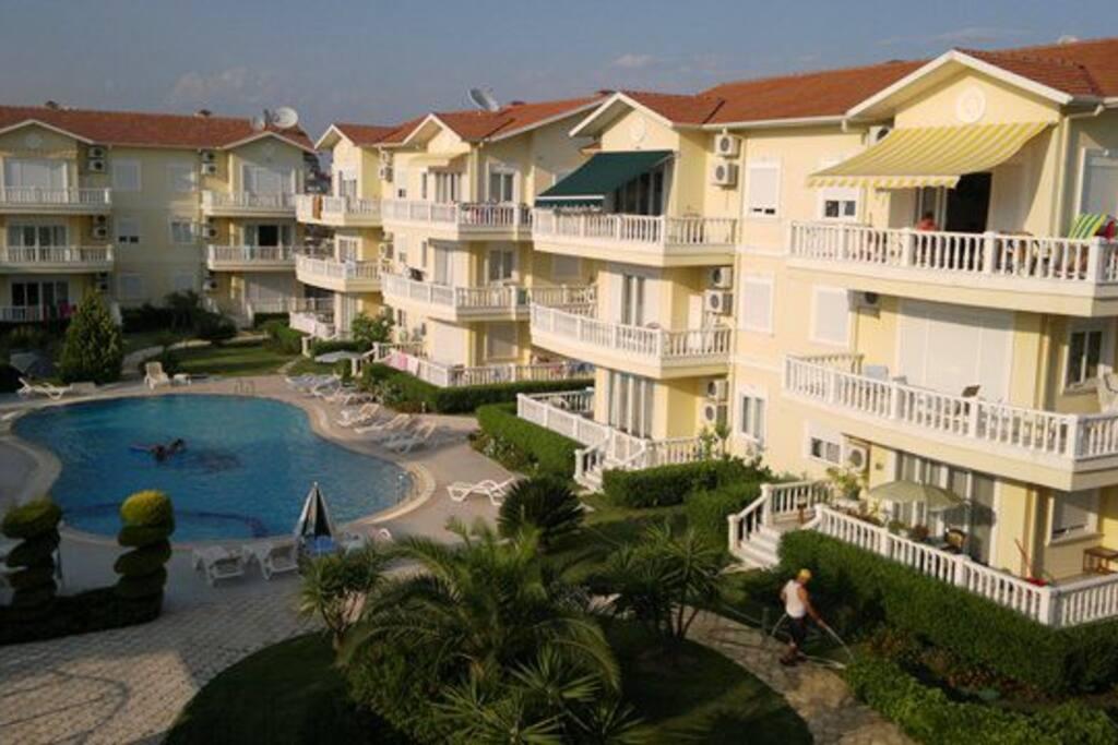 Apartments For Rent Antalya Turkey