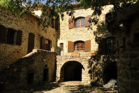 Beautiful old house near Uzès - DEAUX - Talo