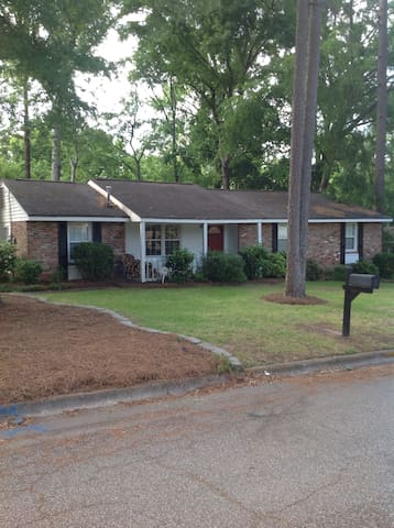 Private room in 3bd home - Augusta - Dom