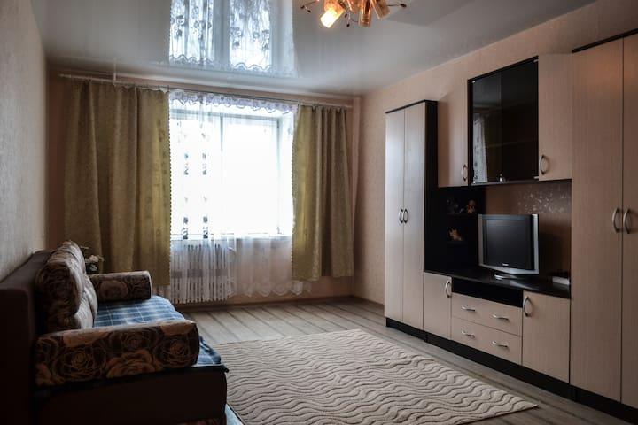 Квартира на Октябрьском проспекте 157