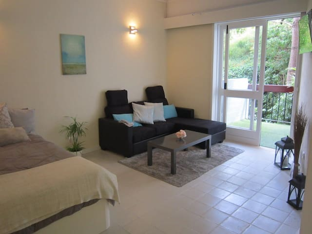Excellent Studio apartment close to Train&Beaches - Estoril - Pis