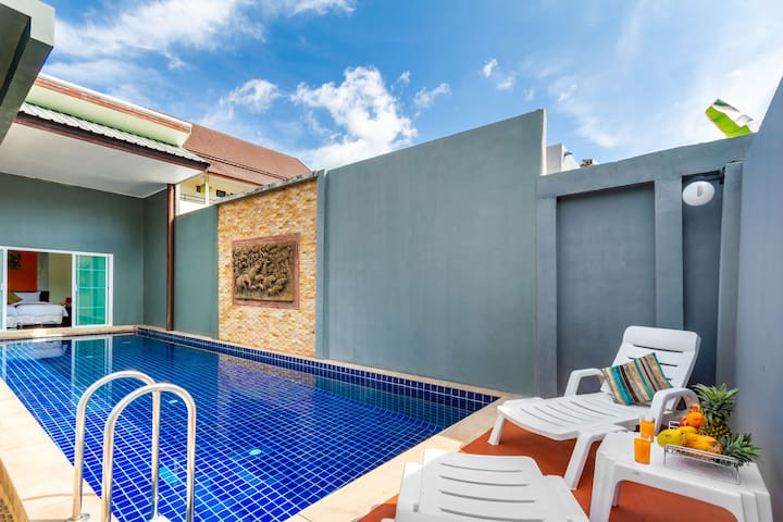 Spacious 2 bedroom villa with private pool #5