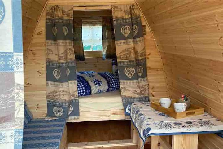 POD Viola in Camping Cavresc, 7746 Le Prese