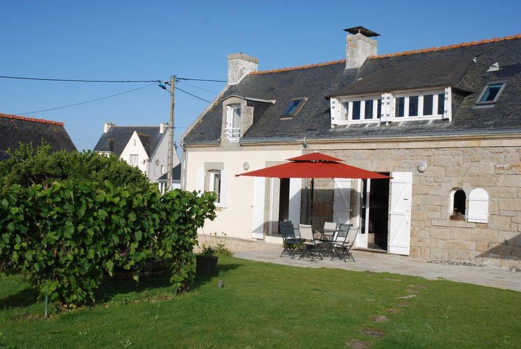Kerb zec bihan maison de p cheur houses for rent in - Maison de pecheur bretagne ...