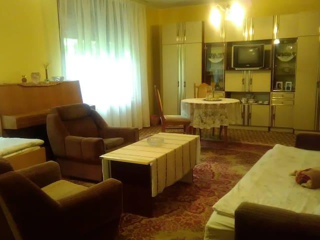 Anna szobák Zenta