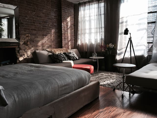 Stunning Designer Loft in Downtown Manhattan - New York - Wohnung