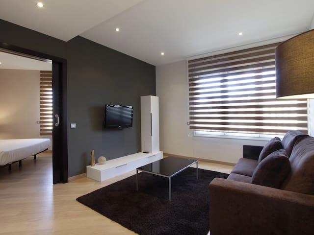 1 bedroom apartment, super convenient