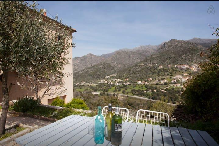 Balagne : entre mer & montagnes - Pietralba - Casa