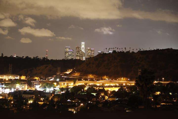 Los Angeles City Views!