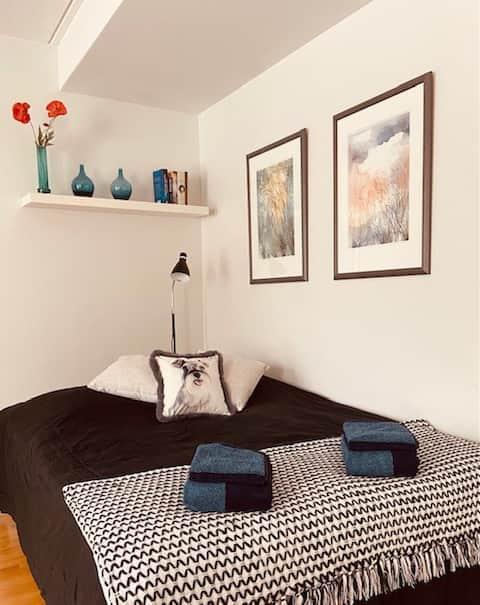 Cozy apartment close to Oulu City Centre