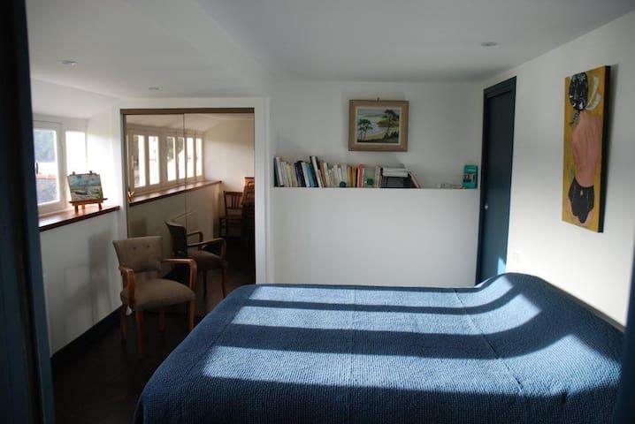 Chambre 1 lit 160cm