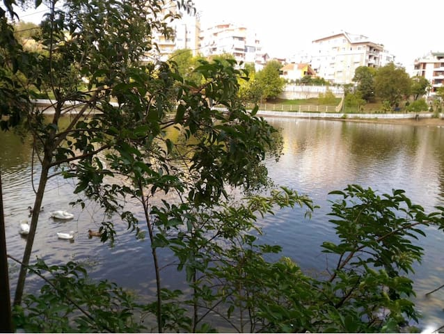Lake View 2 Bedroom Apartment - Tirana, Albania