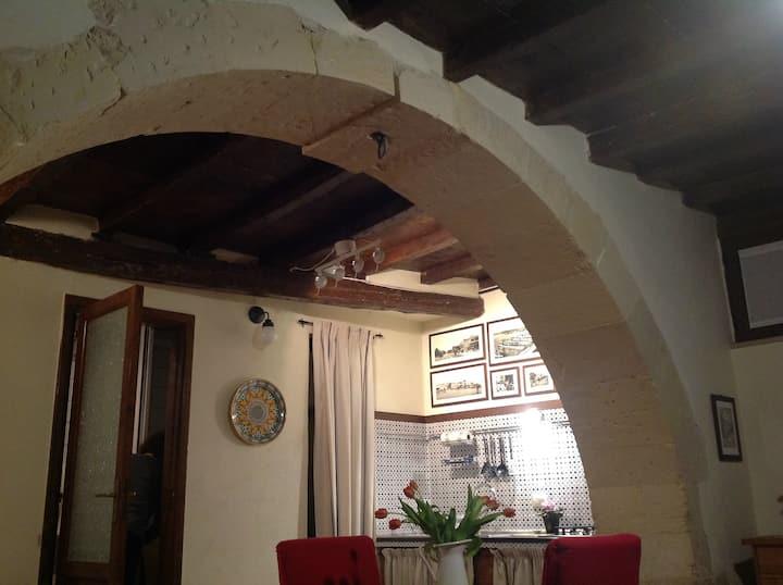 Accogliente monolocale in Ortigia
