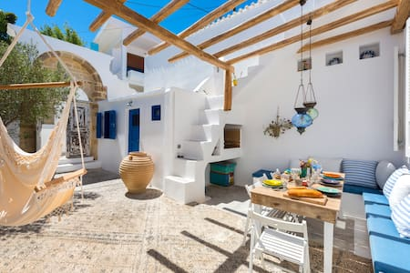 The Sea Salt House. Very special and very popular - rhodes