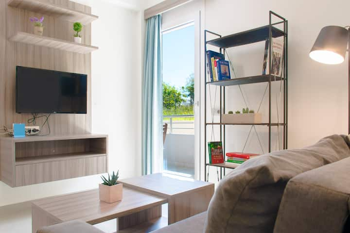 Holiday in Style at this New Modern Apartment