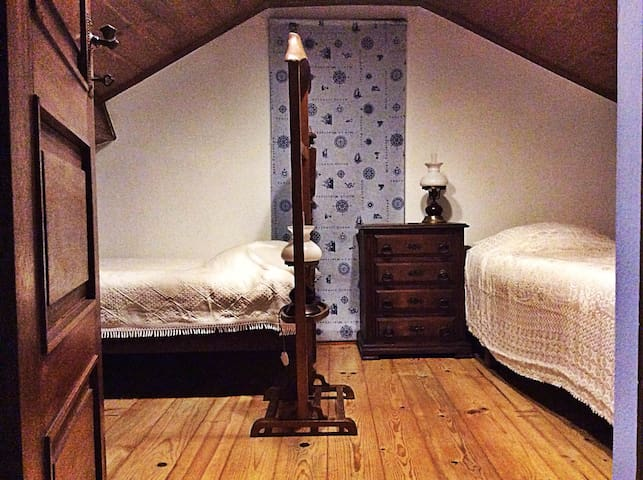 """A boat ride"" room - Braga - Bed & Breakfast"