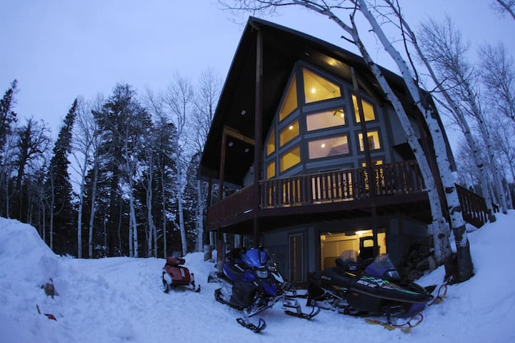 Adventure Cabin Getaway - Wanship - Cabin