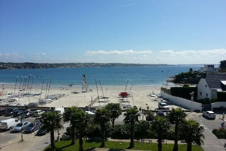 Face à la mer appartement 35 m2 - Plougonvelin