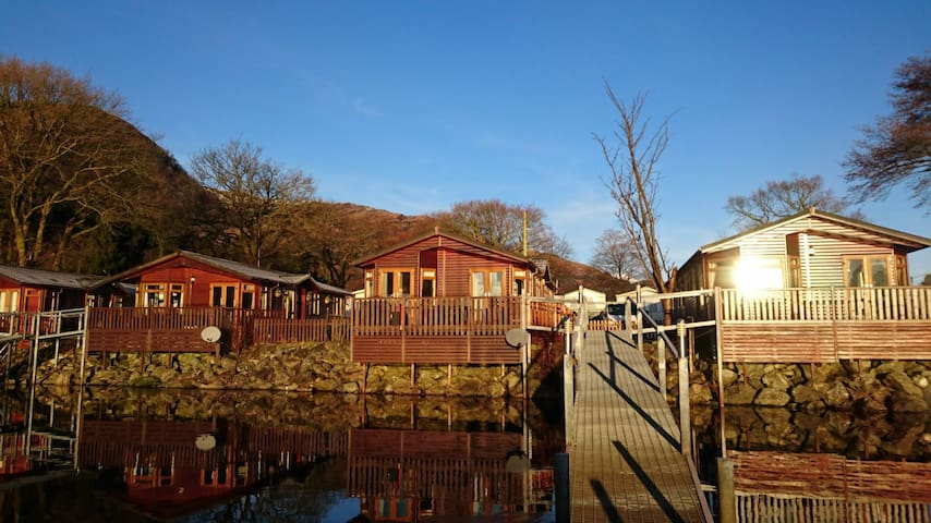 Bonnie Banks Lodge, Loch Lomond