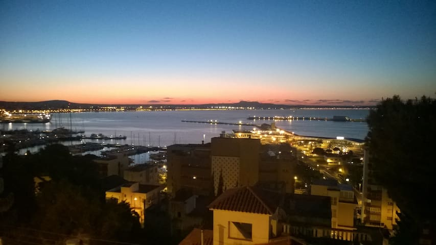 Amazing & Cosy private room - Palma - Palma - Appartement