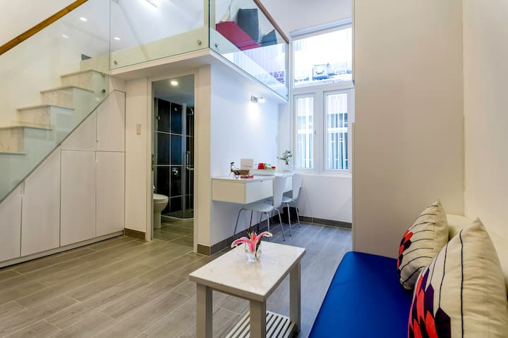 ★ Loft Apartment by Ben Thanh ★ - Ho Chi Minh City - Loft
