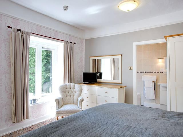 Double or Twin Room at Hampsfell House Hotel