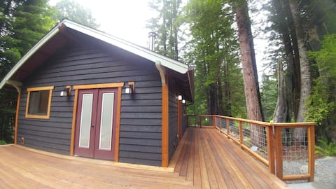 Redwood Mountain Cabin